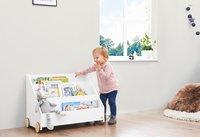 Pinolino étagère à livres sur roulettes Lasse-Image 1