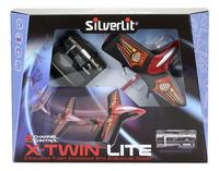 Silverlit avion RC X-Twin Lite rouge