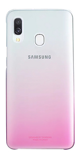 Samsung Gradation Cover voor Galaxy A40 roze-Achteraanzicht