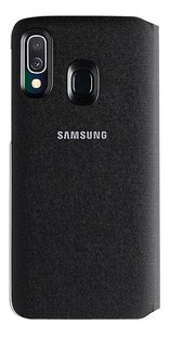 Samsung étui Wallet Cover pour Samsung Galaxy A40 Black-Arrière