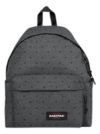 Eastpak rugzak Padded Pak'R Black Denim Dots