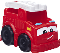 Mega Bloks First Builders Firetruck Freddy-Artikeldetail