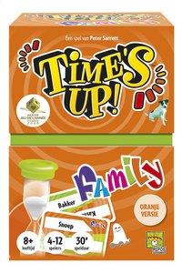 Time's up! Family oranje-Vooraanzicht