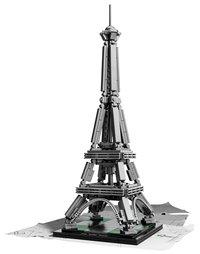 LEGO Architecture 21019 La tour Eiffel-Avant