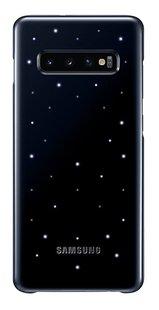 Samsung coque LED Cover pour Galaxy S10+ noir-Arrière