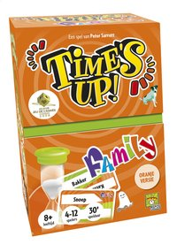 Time's up! Family oranje-Linkerzijde