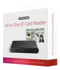 Sitecom lecteur de cartes MD-065 tout-en-un USB 2.0