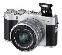 Fujifilm appareil photo Finepix X-A5 argenté objectif 15-45 mm-Détail de l'article
