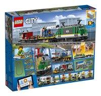 LEGO City 60198 Vrachttrein-Achteraanzicht