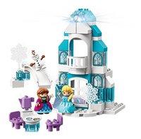 LEGO DUPLO 10899 Le château de la Reine des neiges-Avant