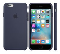 Apple silicone cover voor iPhone 6s midnight blue