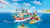 LEGO Friends 41381 Le bateau de sauvetage-Image 8