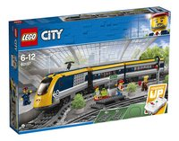 LEGO City 60197 Passagierstrein-Linkerzijde