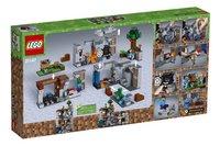 LEGO Minecraft 21147 De Bedrock avonturen-Achteraanzicht
