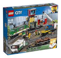 LEGO City 60198 Vrachttrein-Linkerzijde