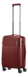 Samsonite harde reistrolley Rectrix Spinner Matte Red 55 cm-Afbeelding 1
