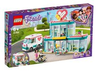 LEGO Friends 41394 L'hôpital de Heartlake City-Côté gauche