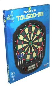 Carromco elektronisch dartbord Toledo-Linkerzijde