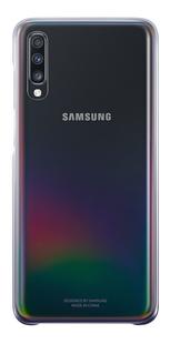 Samsung Gradation Cover voor Galaxy A70 zwart-Artikeldetail
