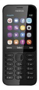 Nokia GSM 222 zwart