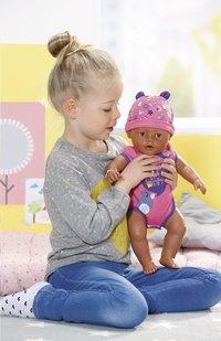 BABY born interactieve pop Soft touch Meisje paars-Afbeelding 6