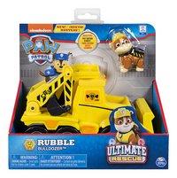 PAW Patrol Ultimate Rescue Rubble Bulldozer-Vooraanzicht