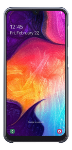 Samsung Gradation Cover voor Galaxy A50 zwart-Artikeldetail