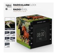 bigben radio-réveil avec projection RR70 Chevaux-Avant