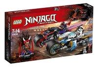 LEGO Ninjago 70639 Straatrace van de slangenjaguar-Linkerzijde