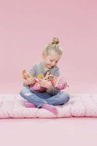 BABY born interactieve pop Soft touch Meisje roze 43 cm-Afbeelding 6