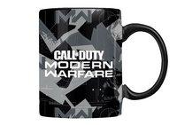 Mug Call of Duty Modern Warfare Metal Badge Coffee Mug-Avant