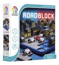 Roadblock-Côté gauche