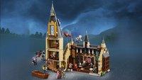 LEGO Harry Potter 75954 De Grote Zaal van Zweinstein-Afbeelding 1