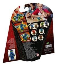LEGO Ninjago 70660 Spinjitzu Jay-Achteraanzicht