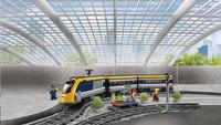 LEGO City 60197 Le train de passagers télécommandé-Image 1