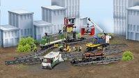 LEGO City 60198 Vrachttrein-Afbeelding 1
