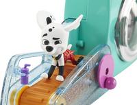 Mini set de jeu Disney 101 rue des Dalmatiens La laverie - Delgado-Détail de l'article