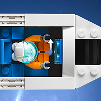 LEGO City 60226 Mars onderzoeksshuttle-Afbeelding 2