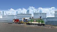 LEGO City 60198 Vrachttrein-Afbeelding 2