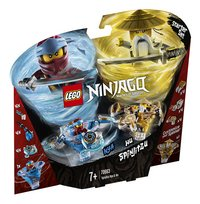 LEGO Ninjago 70663 Spinjitzu Nya & Wu-Linkerzijde