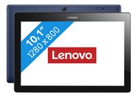 Lenovo tablet TAB 2 A10-30F midnight blue 10.1 inch 16 GB blauw