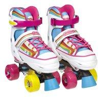 Optimum patins à roulettes Rainbow-commercieel beeld