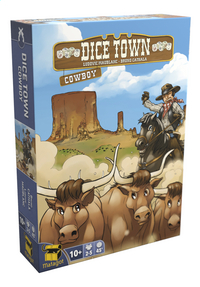 Dice Town extension : Cowboy