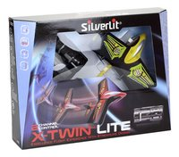 Silverlit avion RC X-Twin Lite jaune