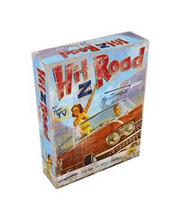 Hit Z Road ENG-Vooraanzicht
