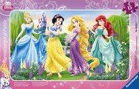 Ravensburger puzzel De prinsessen gaan wandelen