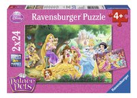 Ravensburger puzzel 2-in-1 Disney Princess Palace Pets