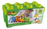 LEGO DUPLO 10863 Mon premier train des animaux-Côté gauche