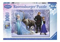 Ravensburger puzzle XXL Disney La Reine des Neiges Dans le royaume de La Reine des Neiges