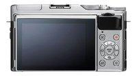 Fujifilm appareil photo Finepix X-A5 argenté objectif 15-45 mm-Arrière